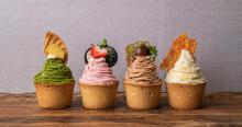 幸せの予感がする秋の新作♡渋谷モディ「Cheese Dish Factory」にモンブラン×パフェの欲ばりスイーツが登場
