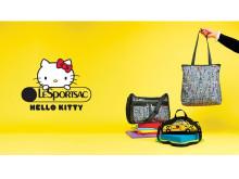 サンリオキャラクターズも登場!「Hello Kitty×LeSportsac」コレクション