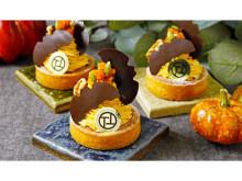 おうちハロウィンに!かぼちゃを使用したモンブラン&マドレーヌが新登場
