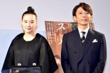 高橋一生&蒼井優、二度目の夫婦役に喜び「全幅の信頼」「また共演したい」