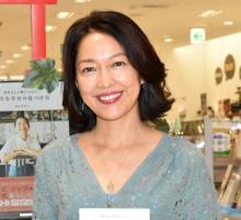 羽田美智子、映画共演した竹内結子さん偲ぶ「悲しすぎて言葉にならない」