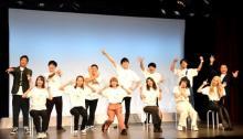 吉本坂46・2期生、コロナ禍乗り越え初公演「やっとステージに立てました!」
