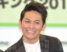 岡田圭右、再婚女性との間に男児誕生