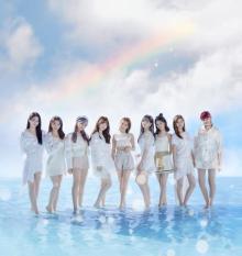 NiziU、デビューシングル付属DVD収録内容&ソロジャケット公開