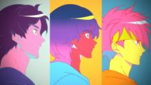 新作アニメ『体操ザムライ』OPは「上海ハニー」で話題 浪川大輔、小野賢章、梶裕貴がカバー