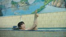 35kg減量のゆりやんレトリィバァ、入浴シーン披露「クラフトボス ホット」新CM公開