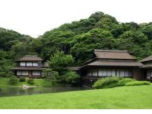 横浜・三溪園で重要文化財「臨春閣」の保存修理事業記念企画展が開催