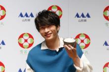 """田中圭、オンラインイベントで""""一人焼き肉""""堪能 司会者から注意「そろそろ箸を止めて」"""