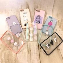 サンキューマートからかわいすぎるiPhoneケースが登場♡キュンとするカラー&イラストが390円とは思えません