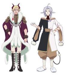 アニメ『魔王城でおやすみ』追加キャストに谷山紀章、三木眞一郎