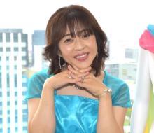 """松本明子、デビュー37年目で初コンサート """"不作の83年組""""に自虐も感慨「温めすぎました」"""