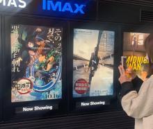 映画『鬼滅の刃』公開、早朝から劇場活気 TOHOシネマズ新宿は午前6時オープン