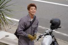 竹内涼真、主演ドラマに笑顔でクランクイン「最初で最後の幸せなシーンでした」