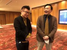 今村翔吾氏、『山田風太郎賞』受賞「夢がかないました!」 松永久秀の生涯描く歴史巨編『じんかん』で