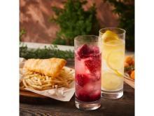 「Drip-X-Cafe」ホワイティうめだ泉の広場店でフルーツサワー飲み放題開始