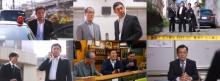 内藤剛志×榎木孝明×佐野史郎、刑事仲間として共演「樋口顕」シリーズ第8弾