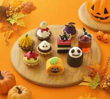 コワかわおばけと一緒におうち時間を楽しんじゃお♩銀座コージーコーナーにハロウィン限定ケーキが登場します!