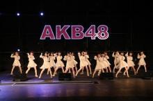 AKB48、9ヶ月ぶりの30人超ライブ 握手会代替で「お話し会」も