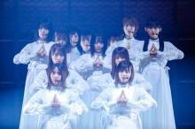 櫻坂46初シングル14人体制発表 初センター森田ひかる「焦らずゆっくり」