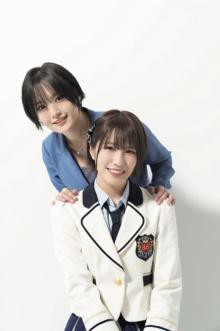 山本彩×小嶋花梨、NMB48新旧キャプテン対談が実現 『10周年ブック』で抜てき理由や当時の心境告白