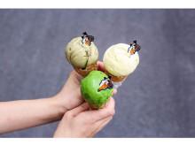 子どもにアイスクリームをプレゼント!ハロウィンは「すすむ屋茶店」へGO