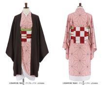 『鬼滅の刃』禰豆子のコスプレ衣装が発売決定 着物と羽織の衣装セット