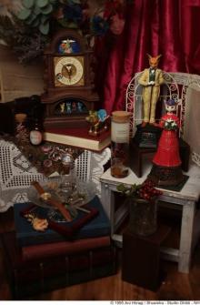 『耳をすませば』地球屋の古時計、バロンの置物など発売 購入特典は「貸出カード」風の下敷き