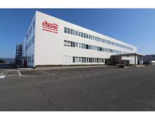 「コカ・コーラ ボトラーズジャパン 広島工場」の工場見学施設が完成!