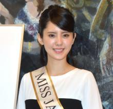 『2020ミス・ジャパン』小川千奈さん、夢は変わらず看護資格を持ったアナウンサー「いろいろな道を模索」