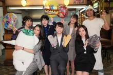 木村文乃&菜々緒&大島優子、みんなハッピーバースデー