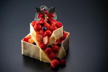 大切な人とシェアしたい贅沢仕立て♡京都東急ホテルのクリスマスケーキは早割でオトクにゲットできちゃう♩