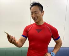 "NHK『筋肉体操』12・12生放送決定""課題筋トレ動画""を大募集"