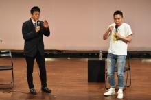 太田光、少年時代の価値観をひっくり返した『たけしANN』 山田雅人が語り、高田文夫氏&松村邦洋が見届ける