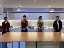 伊藤健太郎&三吉彩花『火サプ』で得意料理を披露 その腕前をヒロミが絶賛「絶対、店やってるだろ!」