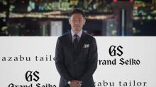 元ラグビー日本代表主将・廣瀬俊朗、スーツは「勝負には欠かせないピース」