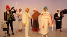 『有吉の壁』発の2.7次元アイドル「KOUGU維新」音楽番組出演 『バズリズム2』で歌唱