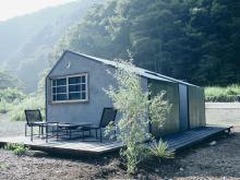 1日5組限定!山梨県に冬でも楽しめるキャンプ場がリニューアルオープン