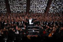 『1万人の第九』合唱団1000人で開催へ
