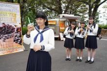 現役中学生インフルエンサー・Hinata、『35歳の少女』出演