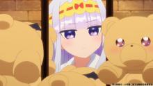 『魔王城でおやすみ』スヤリス姫、新たな布団作り 【第5話】
