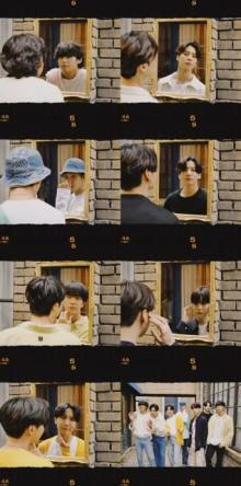 BTS、新作『BE』コンセプトクリップ公開 鏡を通してさまざまな表情で魅せる