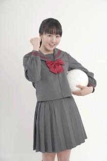 本田望結、高校サッカー16代目応援マネージャーに決定 抜てきに「涙が出ました!」