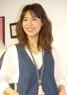 モデルの小泉里子、再婚&妊娠を報告 来年出産予定「新たな人生のスタートです」