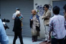 手塚眞監督、稲垣吾郎への信頼を語る「ハードな場面もちゅうちょなくやってくれた」