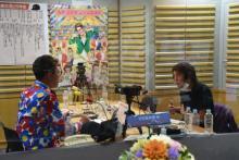 ユーミン、ビビる大木の25周年ライブにサプライズ生電話「おめでとう」