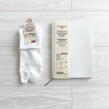"""無印のコレ、見逃してない?トレンドの「足袋シューズ」に使える""""足袋ソックス""""が240円で買えちゃうんです◎"""