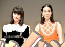 【東京国際映画祭】のん「ドキドキ」 橋本愛「ニヤニヤ」 7年ぶり共演に喜び