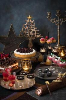 ベリー×チョコで楽しむ大人のクリスマス♩2日間限定スペシャルビュッフェがホテルメトロポリタンで開催♡