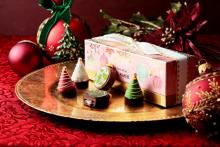プレゼントにぴったりなツリー型ショコラも登場♩ベルアメールの「ノエルコレクション」は大切な人に贈りたい♡