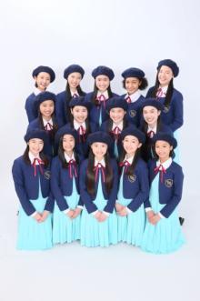 広井王子総合演出の少女歌劇団、始動 グループ名は「ミモザーヌ」に決定